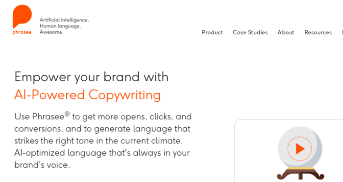 Discover how to write ad copy using Phrasees AI powered copywriting tool