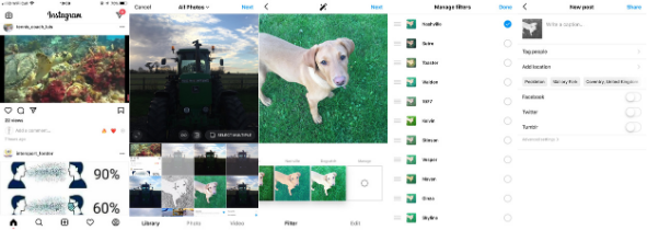 Guide to Adding Instagram Filters for Posts