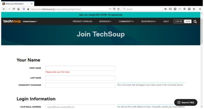 what are google ad grants techsoup