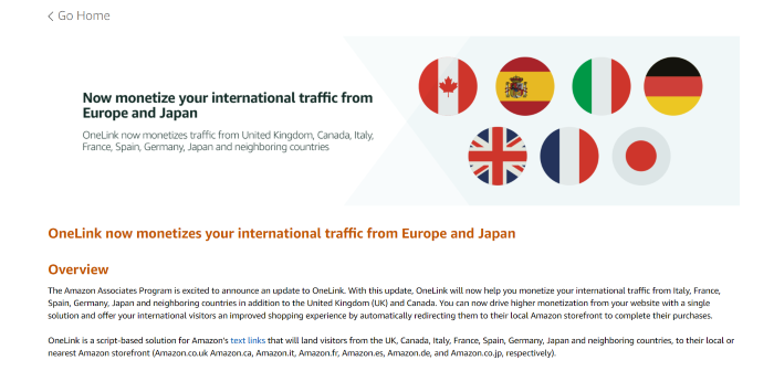 Advanced Affiliate Marketing Strategies Customize your links for different countries