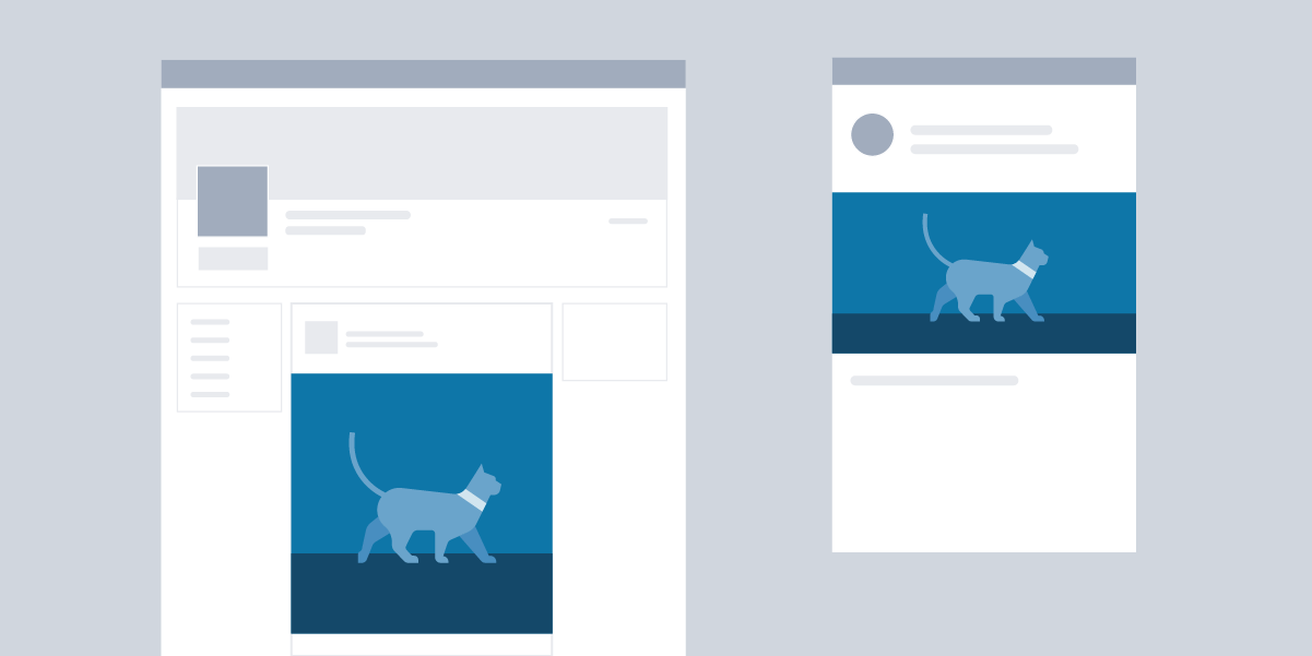 LinkedIn custom image size for sharing a link in an update