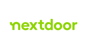 New Nextdoor logo