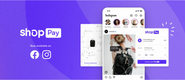 shop pay on facebook and instagram