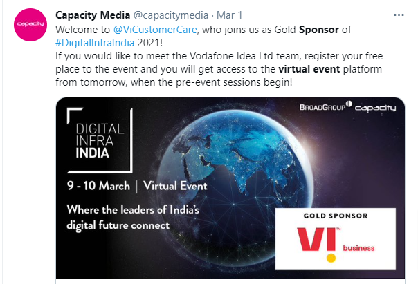 Strategies for Finding an Online Event Sponsors - Reach Out to Potential Sponsors on Social Media