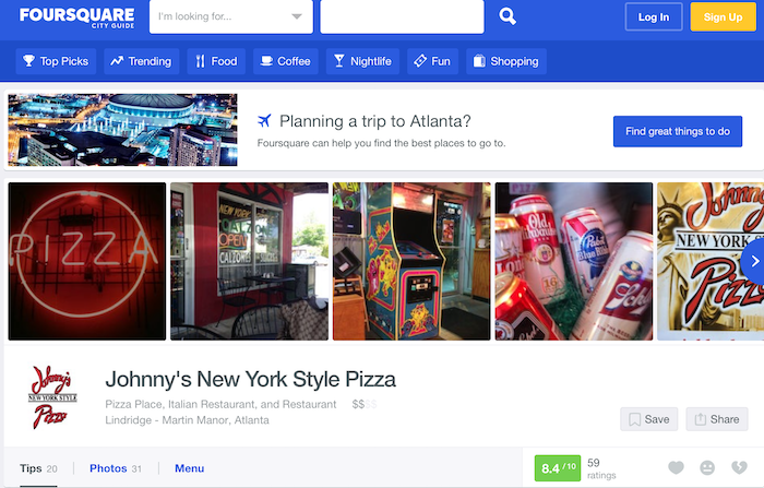 Review Sites to Earn More Customer Reviews  - Foursquare