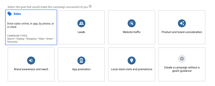 How to Create Call-Only Ads on Google - Select Sales Goal