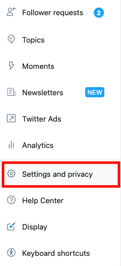 How to Find Old Tweets - Ask Twitter for Your Records