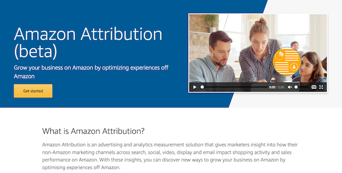 What Is Amazon Attribution