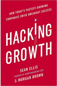 best marketing books - hacking growth