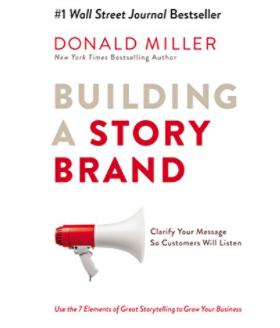 best marketing books - building a story brand