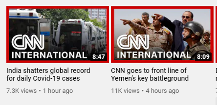 CNN youtube thumbnail exampe