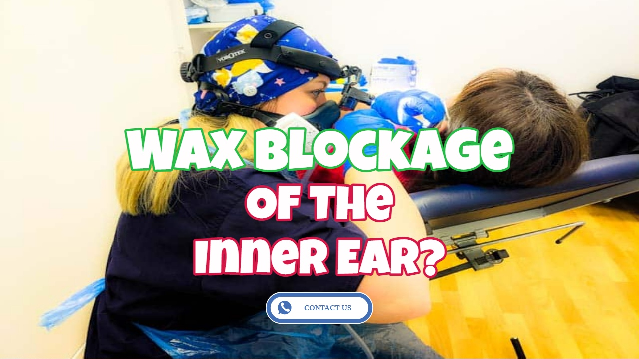 Earwax Causing Ringing In The Ear?