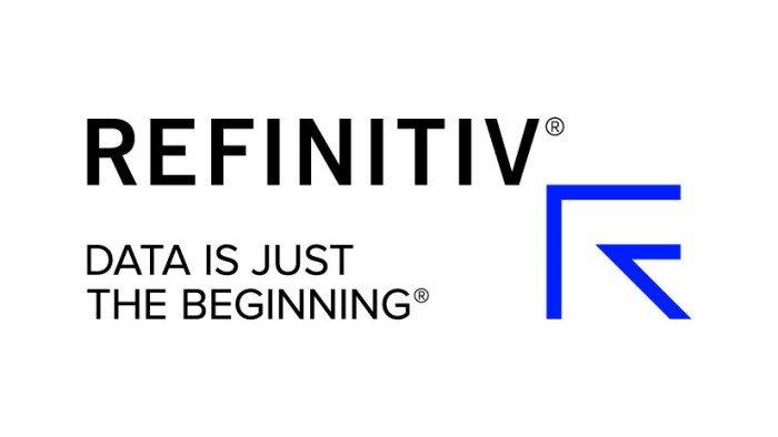 refinitiv logo data as a service