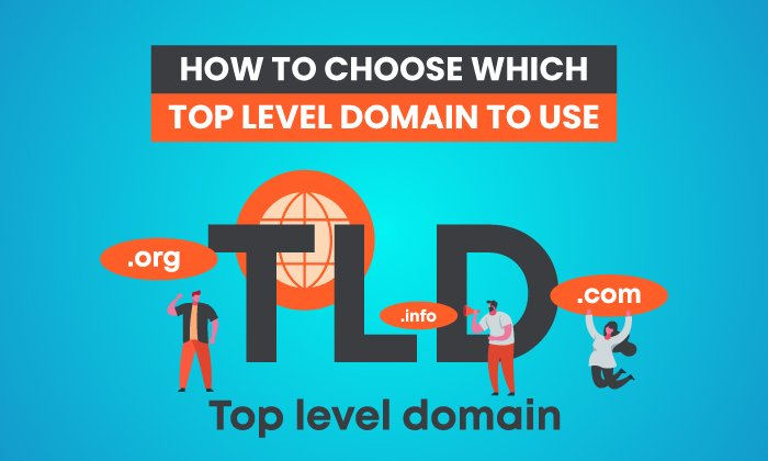How to Choose Which Top Level Domain to Use