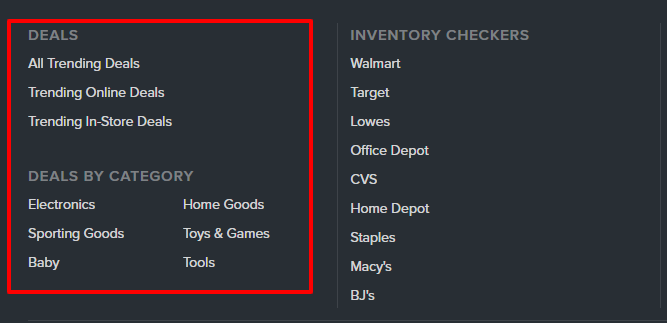 How Does BrickSeek for consumers Work - Browsing for Products