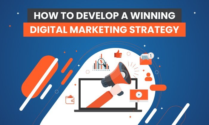 How to Create a Successful Digital Marketing Strategy (With Examples)
