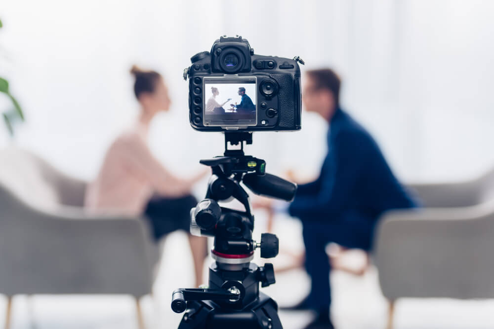 Interview Videos - youtube video ideas