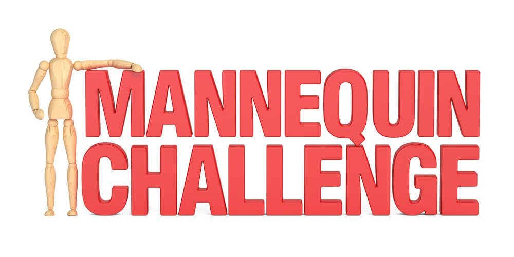 Challenges Videos example, mannequin challenge - youtube video ideas