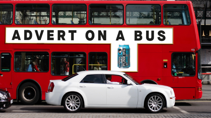 Examples of Ad Campaigns for Word-of-Mouth Referrals - BrewDog
