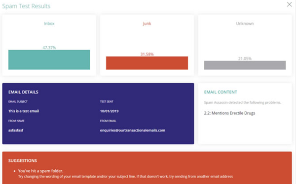 Inbox Analyzer free email preview tool
